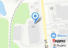 Компания «ГЕОРГ» на карте