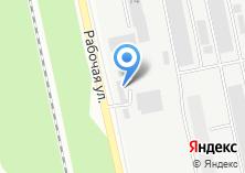 Компания «ЛюксСтрой» на карте