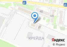 Компания «Белгородторгснаб» на карте
