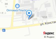 Компания «Кров-Монтаж» на карте
