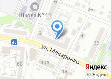 Компания «Так.ко» на карте