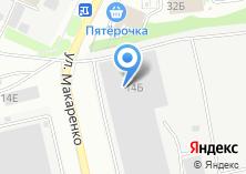 Компания «ООО БЕЛЗАБОР» на карте