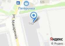 Компания «Древо» на карте