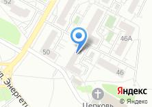 Компания «Винни Пух» на карте