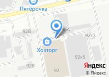 Компания «Продпоставка торговый дом» на карте