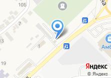 Компания «Газовик» на карте
