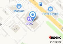 Компания «Киокусинкай» на карте