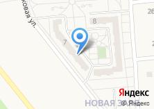 Компания «ЖБК-1» на карте