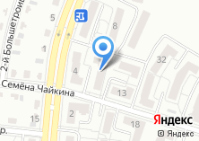 Компания «Строящийся жилой дом по ул. Беловская» на карте