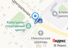 Компания «У Стаса» на карте