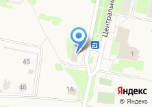 Компания «Почтовое отделение №143514» на карте
