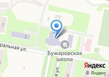 Компания «Бужаровская средняя общеобразовательная школа» на карте