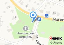 Компания «Часовня Тихвинской иконы Божией Матери» на карте