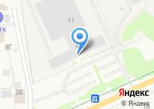Компания «НИИЭМ» на карте