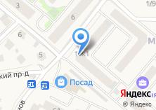 Компания «Ракитня» на карте