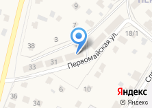 Компания «Строящийся жилой дом по ул. Первомайская (Звенигород)» на карте