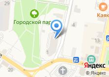 Компания «Чародейка» на карте