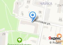 Компания «Строящийся жилой дом по ул. Чехова (г. Звенигород)» на карте