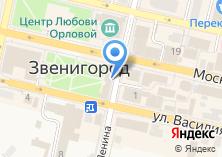 Компания «Вик-торг» на карте