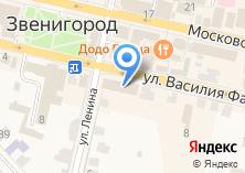 Компания «Сенькинъ» на карте