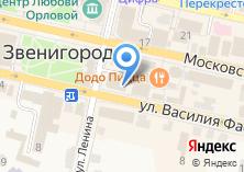 Компания «Магазин спецодежды» на карте