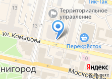 Компания «Био Недвижимость» на карте