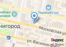 Компания «Книжный магазин на Московской» на карте