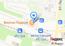Компания «Улитка» на карте