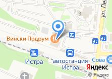 Компания «Окна Подмосковья» на карте