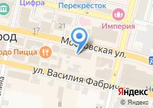 Компания «Abecom» на карте