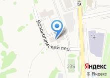 Компания «DPrint» на карте