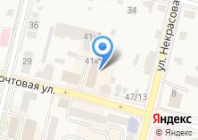 Компания «Рыжий Кот» на карте