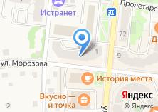 Компания «Презент» на карте