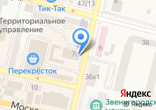 Компания «Пиши-считай» на карте