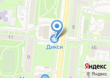 Компания «СОТЭРА-XXI» на карте