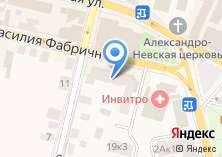 Компания «Доставка воды» на карте