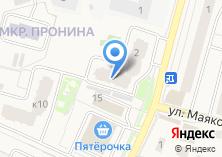 Компания «Звенигородский Центр Недвижимости» на карте