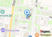 Компания «Виктория» на карте