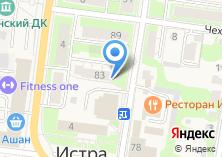 Компания «3 Колеса» на карте