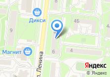 Компания «Медицинский центр тонус» на карте