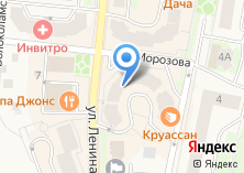 Компания «Евролюкс» на карте