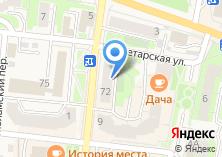 Компания «Истринские вести» на карте