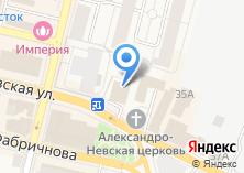 Компания «Звенигород» на карте