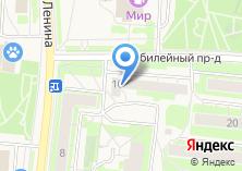 Компания «Общественная приемная исполнительных органов государственной власти Московской области» на карте