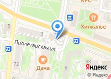 Компания «Отдел вневедомственной охраны Отдела МВД России по Истринскому району» на карте