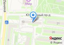 Компания «Общественная приемная полномочного представителя президента РФ по Истринскому району» на карте
