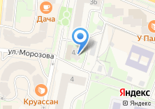 Компания «Гео-Сервис» на карте