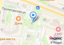 Компания «ЗАГС г. Истра» на карте