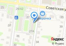 Компания «Школа бокса им В.П. Агеева» на карте