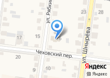 Компания «Чеховский» на карте
